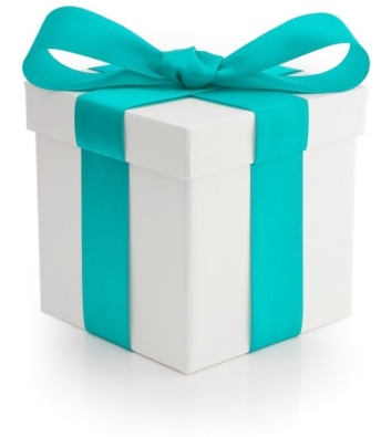 blue-wrapped-gift-box