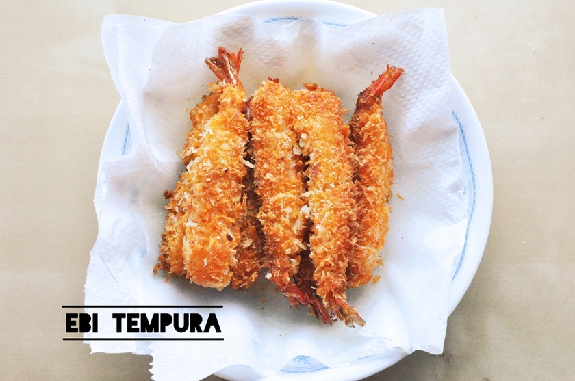 ebi-tempura