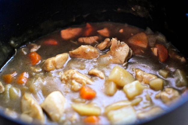 pot-curry