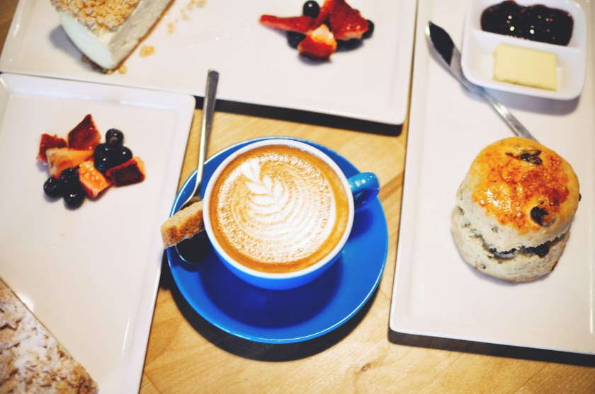 coffee and pastries 1