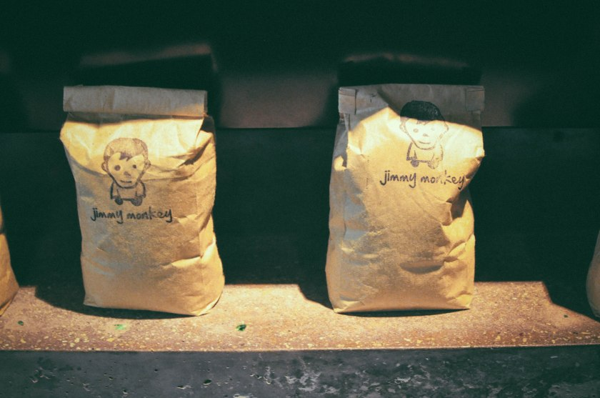 bags of coffee bean
