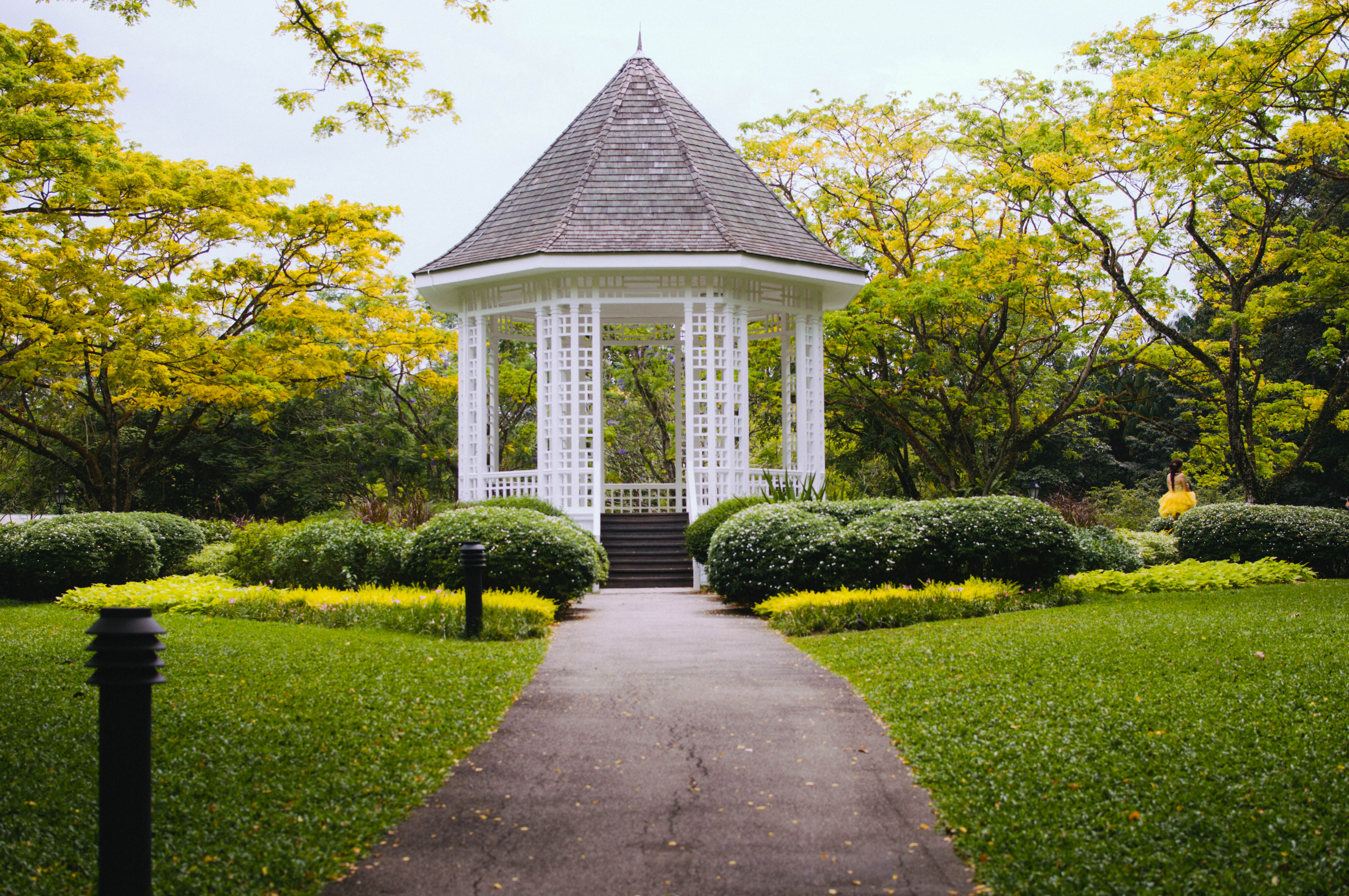 Proposing to my girlfriend botanic gardens or elsewhere for Au jardin singapore botanic gardens