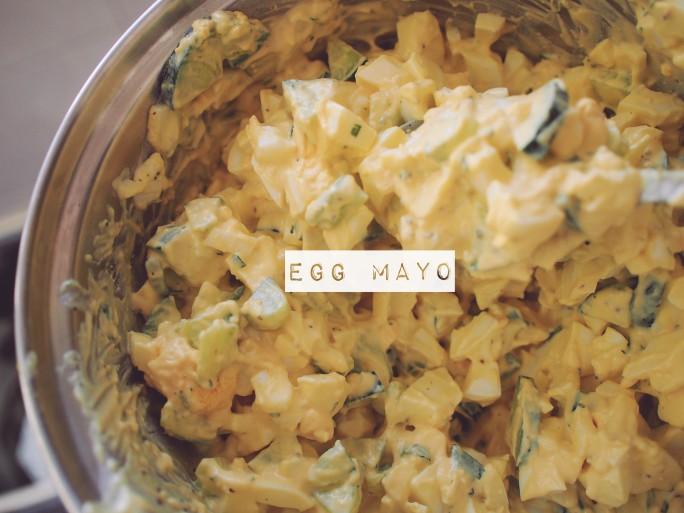 Egg Mayo 1