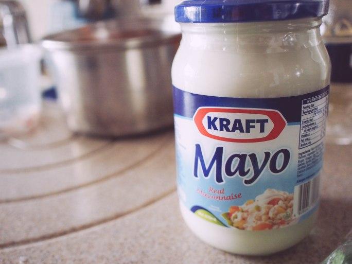 Kraft Mayo