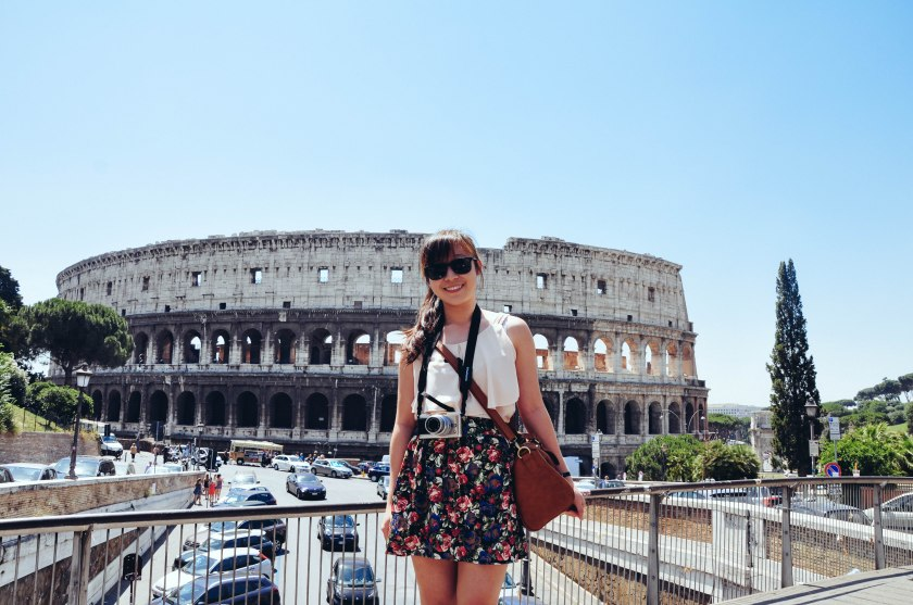 self with colosseum