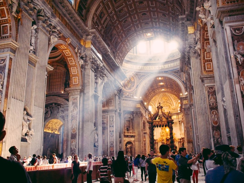st peters basilica 1