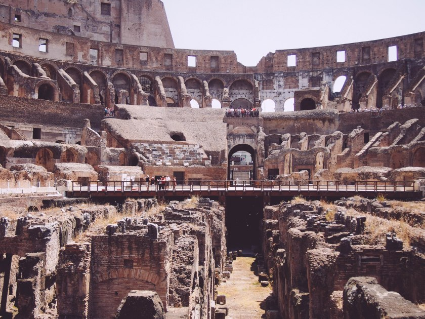 best view in the colosseum