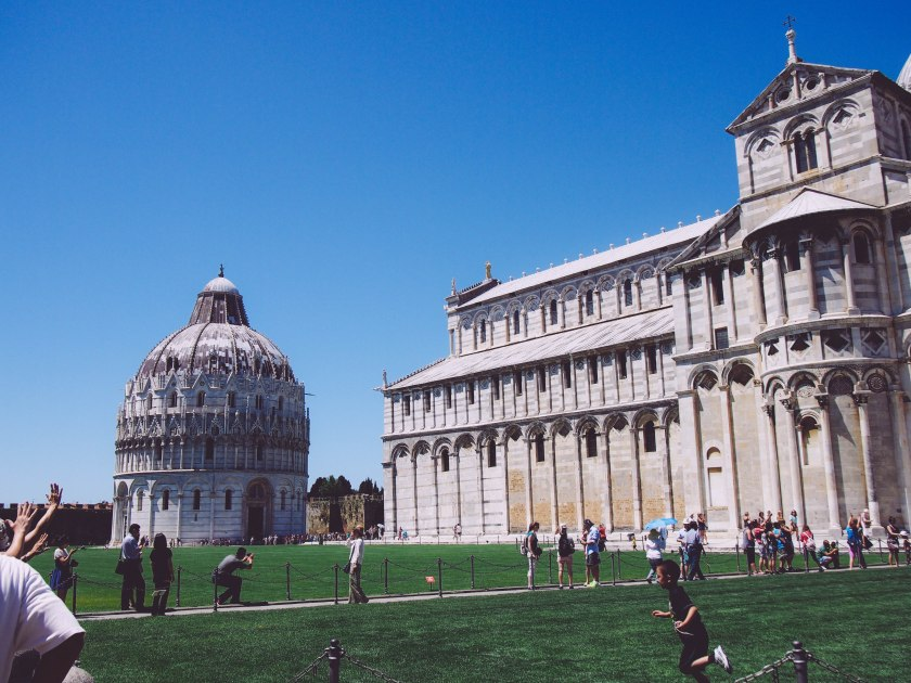 duomo and baptistery