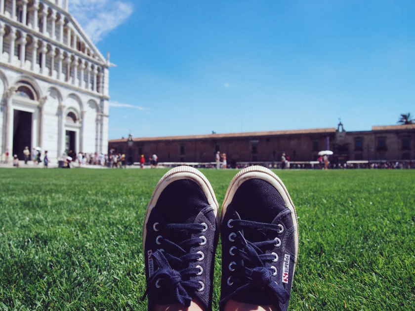 superga in pisa