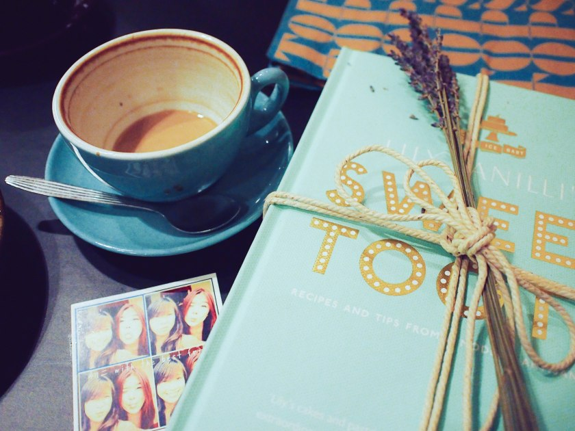 present and coffee