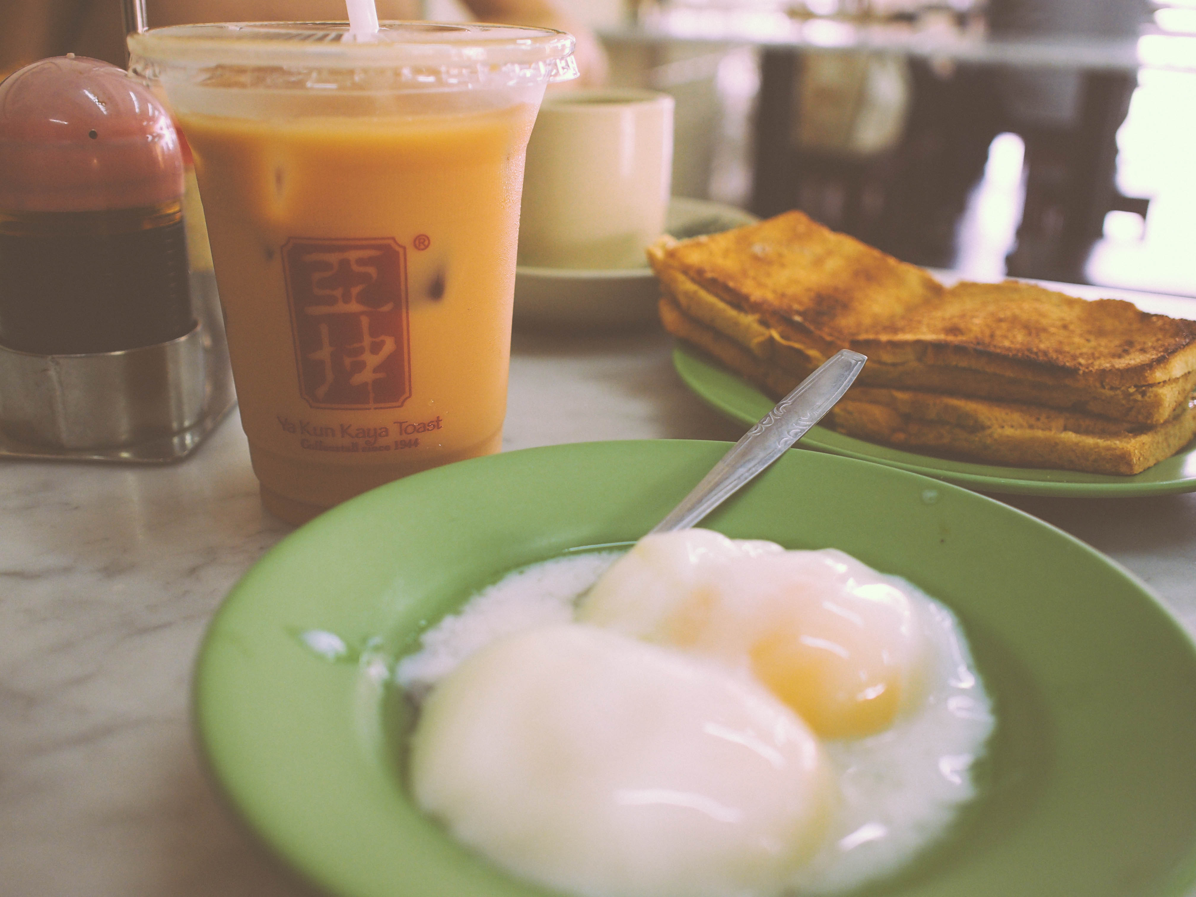 Ya Kun Kaya Toast Original Branch A Quaint Sense
