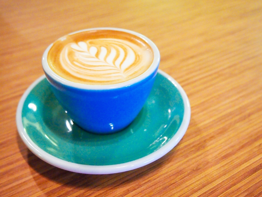 drury lane flat white coffee