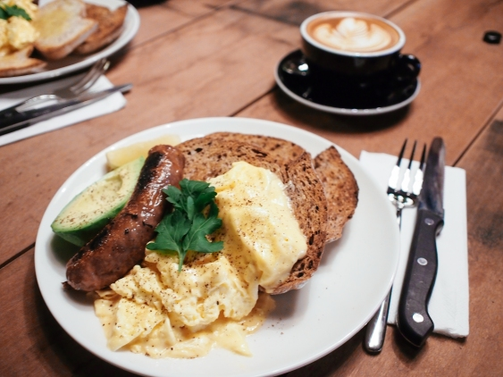 scrambled eggs ronin