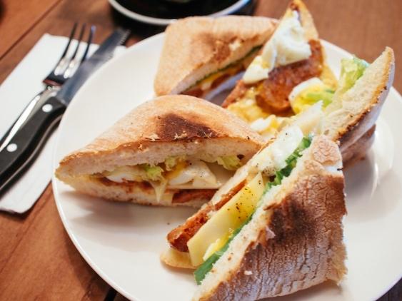 dirty ronin sandwich