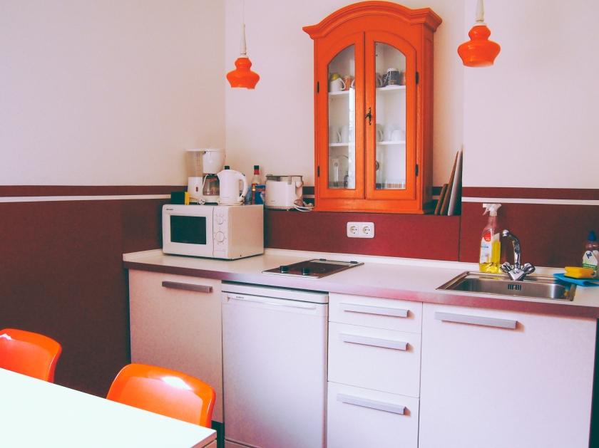 munich apartment kitchen