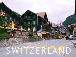 Lauterbrunnen Switzerland Posts