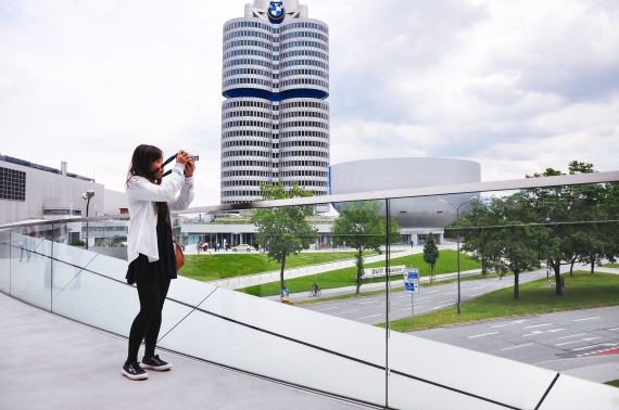 bmw museum munich