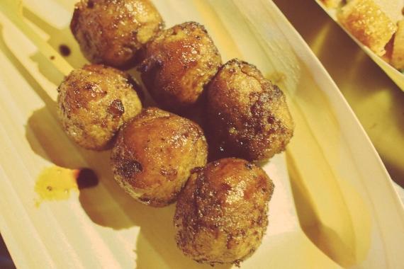 tuna balls pasarbella