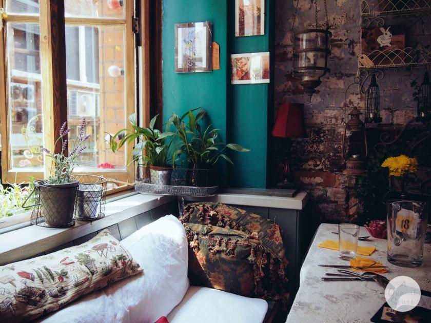 richmond tea room glasshouse